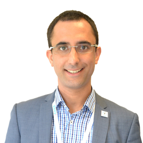 Photograph of Simon Sethi Director of urgent care and long-term conditions
