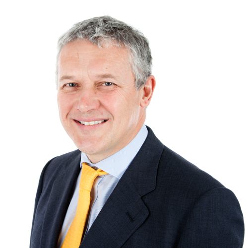 Photograph of Tim Newman Chief Finance and Commercial Officer