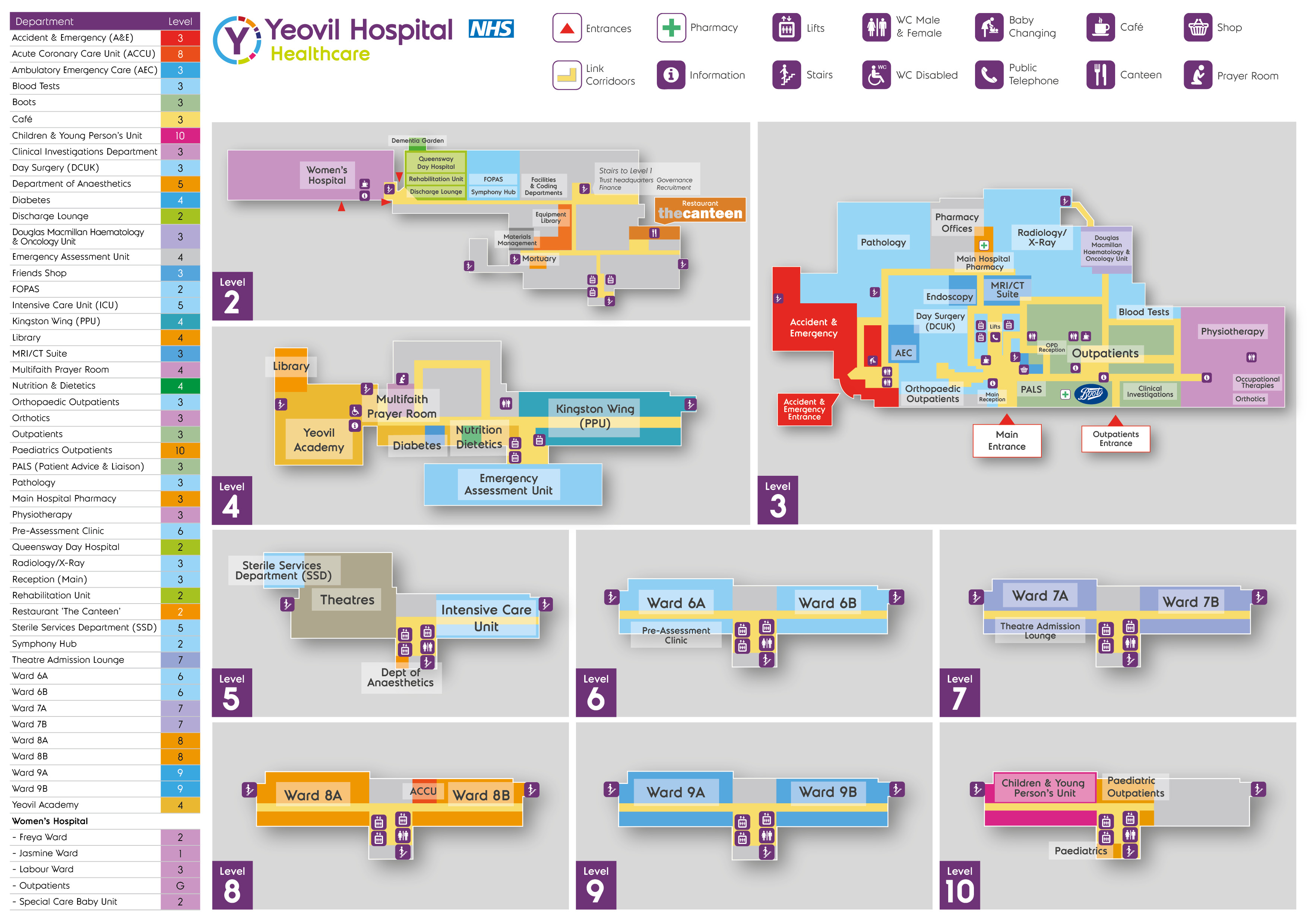 Complex care team symphony care hub yeovil district for Brewery floor plan software